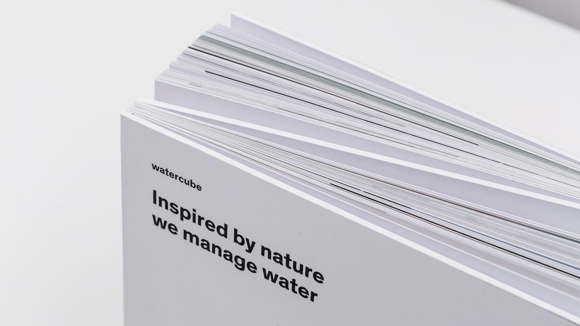 watercube book