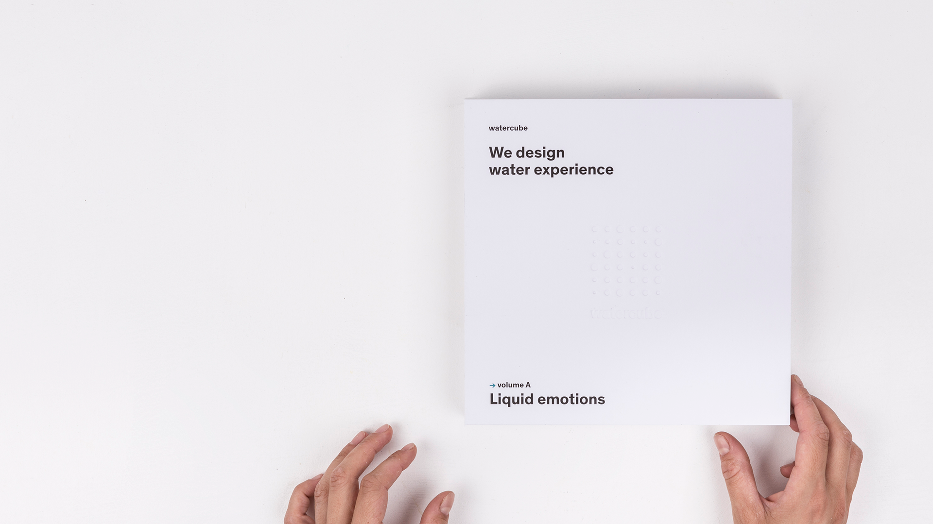 watercube book